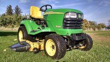 2003 John Deere X595
