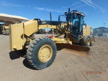 2011 Caterpillar 140M2 AWD