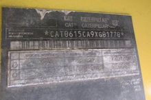 2004 Caterpillar 615C