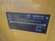 2016 Caterpillar CB54B