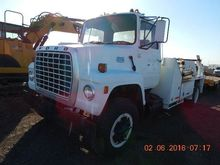 1981 Ford REEL TRUCK