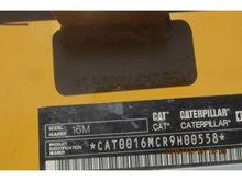 2012 Caterpillar 16M