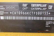 2011 Caterpillar 966K