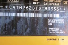 Used 2015 Caterpilla