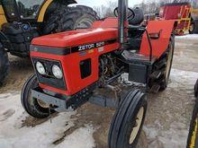Used 1990 Zetor 5211