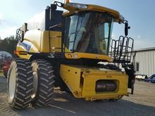 2008 New Holland CR9060 9649M