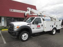 Used 2011 Ford F550