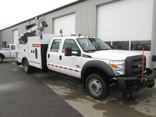 2012 Ford F550 4X4