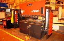 1995 55 Ton Amada 5020 CNC Up-A