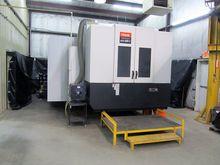 2010 Mazak HCN6800-II CNC Horiz