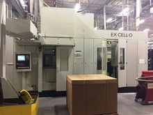 2015 Excello Machining Line