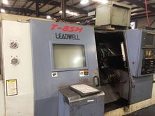 Used 2005 Leadwell T