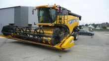 Used 2005 Holland CX