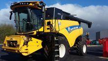2015 New Holland CR 9.80 DFR Co