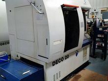 Used 2000 Tornos DEC
