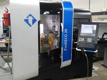 2014 Tornos EvoDeco 20 CNC Swis