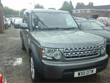 2011 LAND ROVER DISCOVERY DIESE