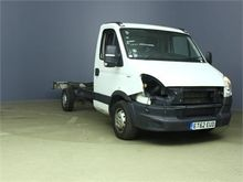 2013 IVECO DAILY 35S11 DIESEL