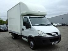 2009 IVECO DAILY 35C12 HPI DIES