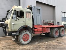 1981 Mercedes-Benz 2632 6x6 Hea