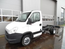 Iveco 50C15 Chassis Cabine