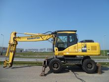 Used 2007 Komatsu PW