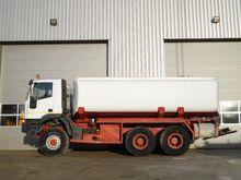 Iveco Trakker 6x6 Water Truck