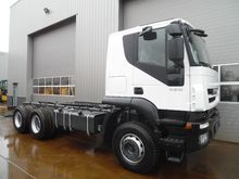 Iveco Trakker 420 6x4 Chassis C
