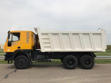 Iveco 310 6x4 Tipper Kink Kan-p