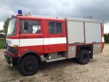 1983 Mercedes-Benz 1113 Firetru