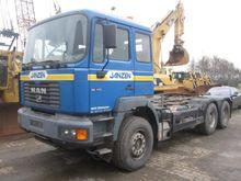 1999 Man 26.414 6x4 Tractor hea