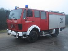 1988 Mercedes-Benz 1222 4x4 fir