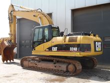 2006 Caterpillar 324DL 00025426