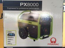 2015 Pramac PX8000 6 kVA NEW Mo