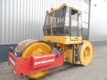 1992 Dynapac CS142 3 wheel roll