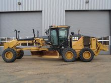 2009 Caterpillar 140M VHP plus