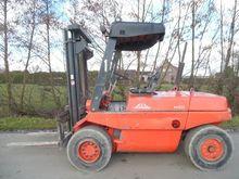 1991 Linde H60D W 00026420