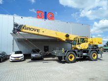 New 2007 Grove RT540