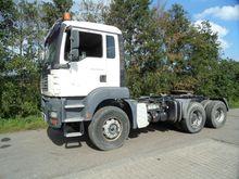 2008 Man 33.440 6x4 Tractor Hea