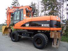 2004 Caterpillar M322C Mobile E
