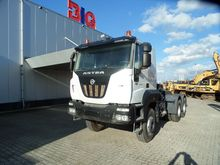 2014 Astra HD9 6454 6x4 chassis