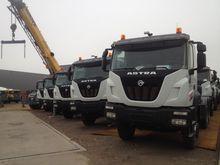 2014 Astra 6x4 Tipper 70000633