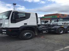 2014 Iveco Trakker 420 6x4 Trac