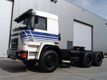 1994 MAN 26.321 6x4 tractor hea