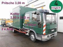 1999 Iveco 75 E 14 DoKa 7 seate