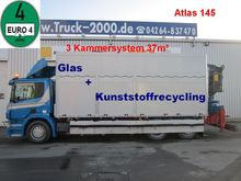 2008 Scania P380 glass / recycl