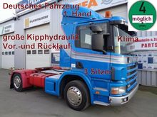 2002 Scania 94 D 230 gr. Tippin
