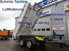 2011 Schmitz ZKI 18 Tandem 3 Se