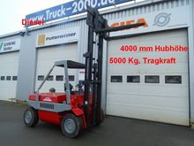 Used 1985 Linde H 50