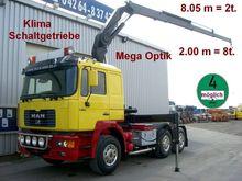 2000 MAN 26.414 Fassi crane 8.0